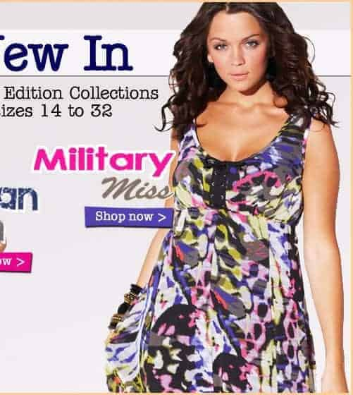 Simply fashion clothing stores website