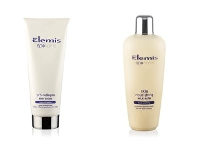 Elemis pampering competition, FashionBite