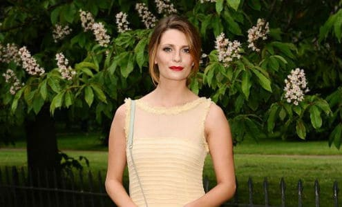 Mischa Barton at the Serpentine Party, FashionBite
