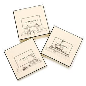 Jo Malone's London 2012 packaging, FashionBite