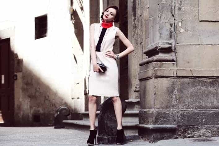 FashionBite shoot in Florence, Look 1. 5