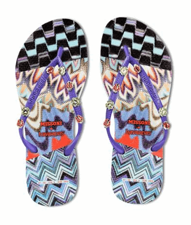 Missoni for Havaianas, FashionBite 2