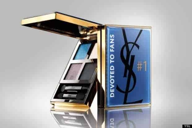 YSL Devoted to Fans Palette, FashionBite