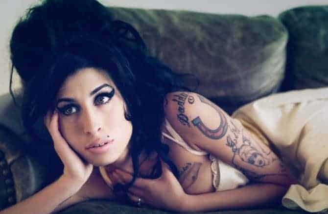 Amy Winehouse, FashionBite