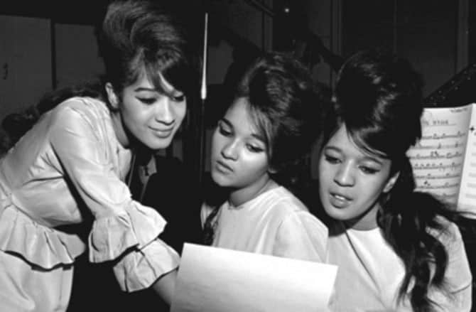 The Ronettes, FashionBite