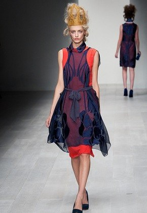 Bora Aksu, London Fashion Week SS13