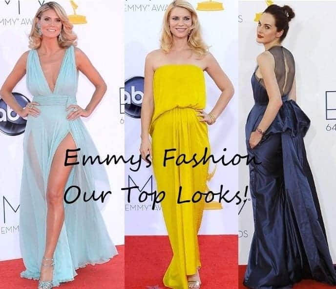 Emmys Fashion looks, FashionBite, Heidi Klum in Alexandre Vauthier