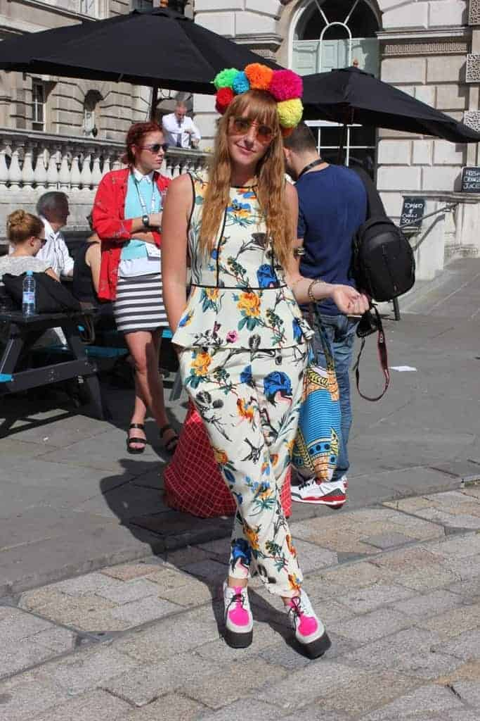 STREET STYLE: London Fashion Week (DAY 2)