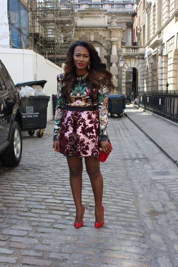 Street Style, London Fashion Day 2