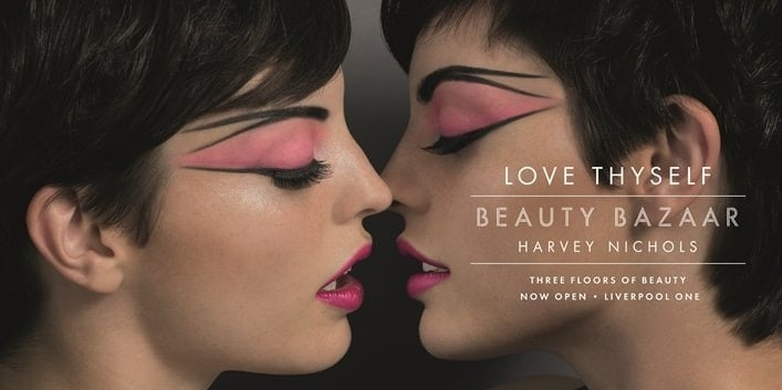 Harvey Nichols Love Thyself campaign, FashionBite