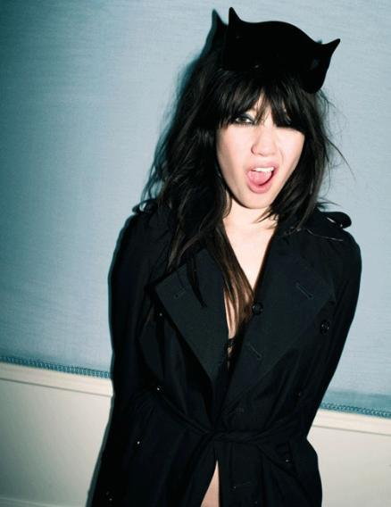 """My street style in six words? Classic, comfortable, grunge, sexy, dishevelled, cheeky"" Meet Daisy Lowe, FashionBite"