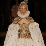 Alexander McQueen Looks To Tudor's For AW13