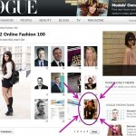 FashionBite's Emily Seares features in VOGUE's 'Online Fashion 100′ for 2012!