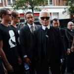 Karl Lagerfeld Launches Olympic Collection At Selfridges