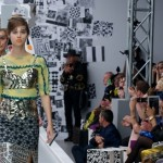 "LFW: Louise Gray SS13 ""Bonkers, Colourful & Fun"""